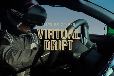 Castrol Virtual Drift